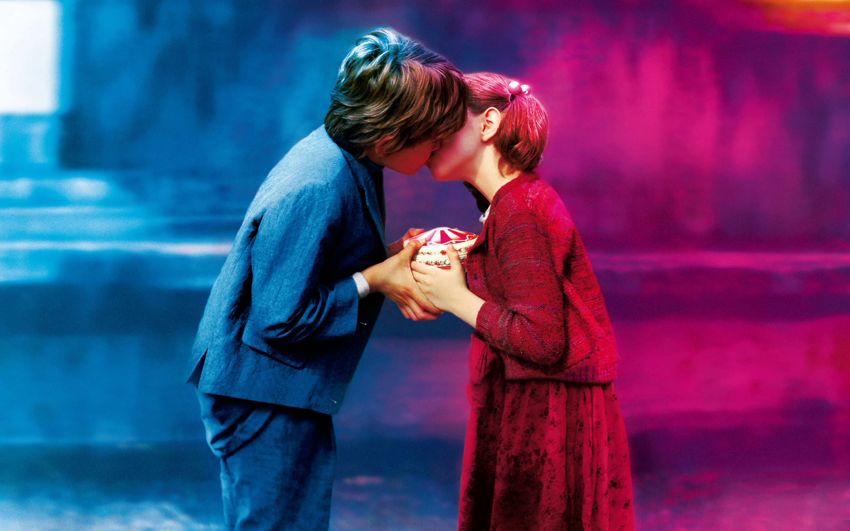 HD Wallpapers Boy Girl Cute Kiss