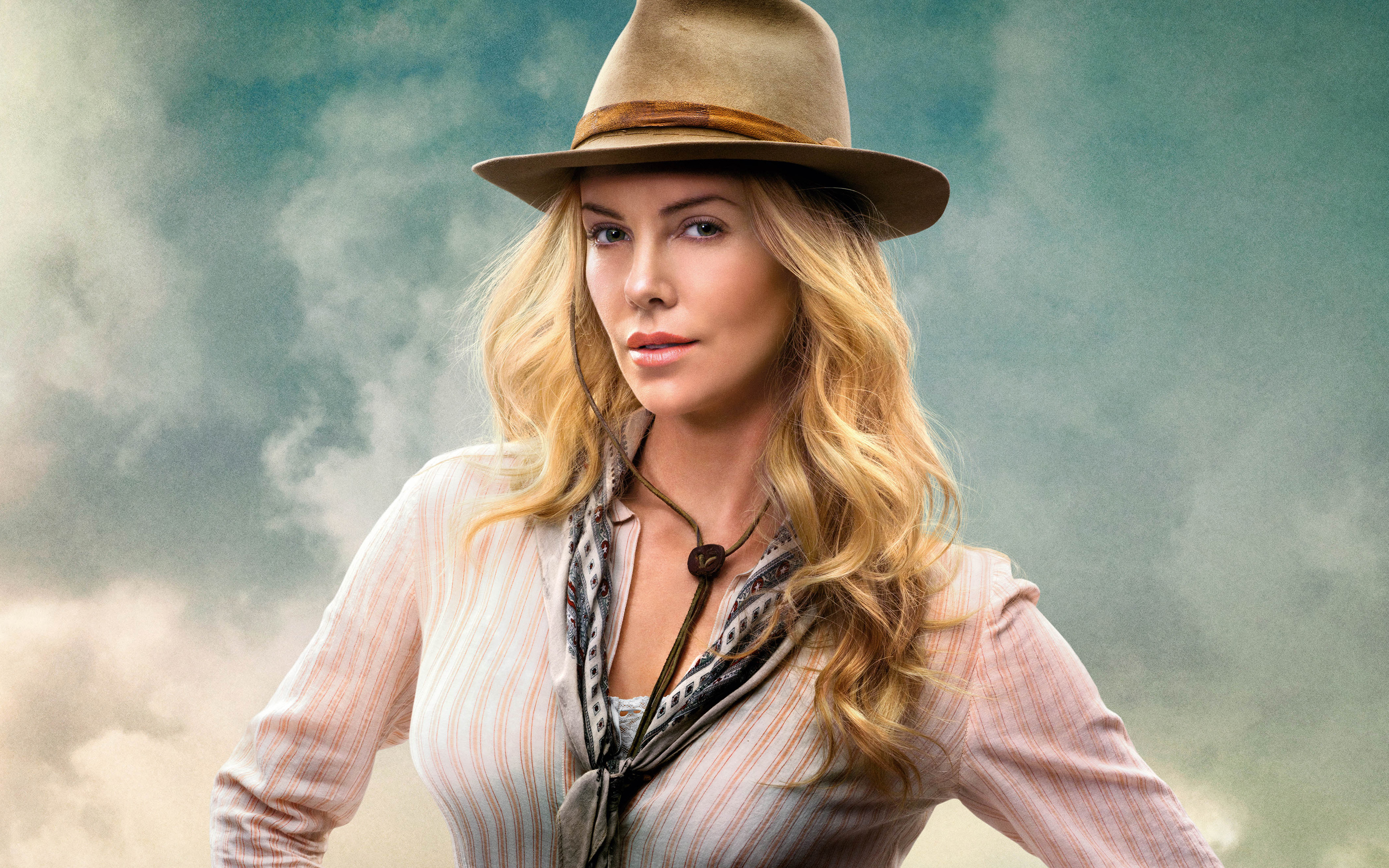 HD Wallpapers Charlize Theron in A Million Ways to Die in the West