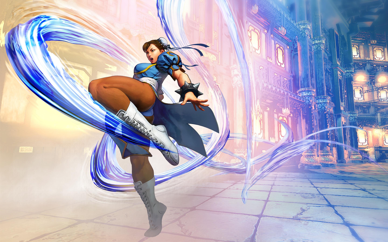 HD Wallpapers Chun Li Street Fighter V