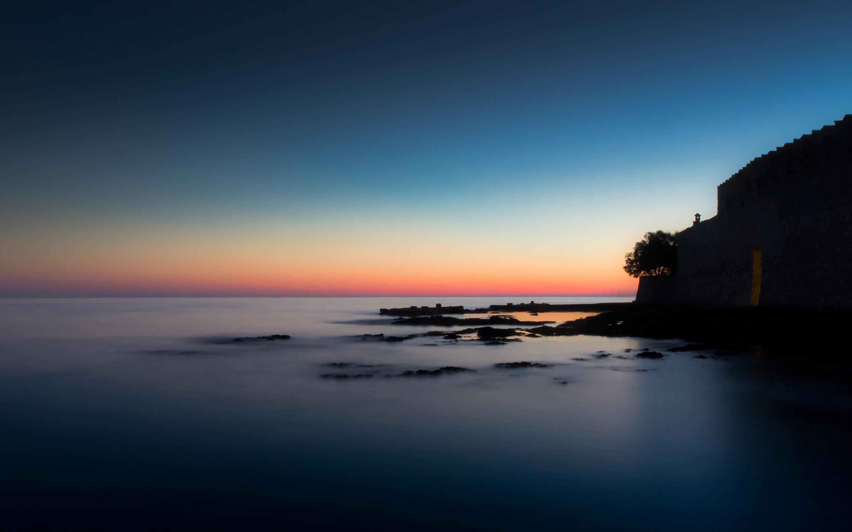 HD Wallpapers Coastal Ocean