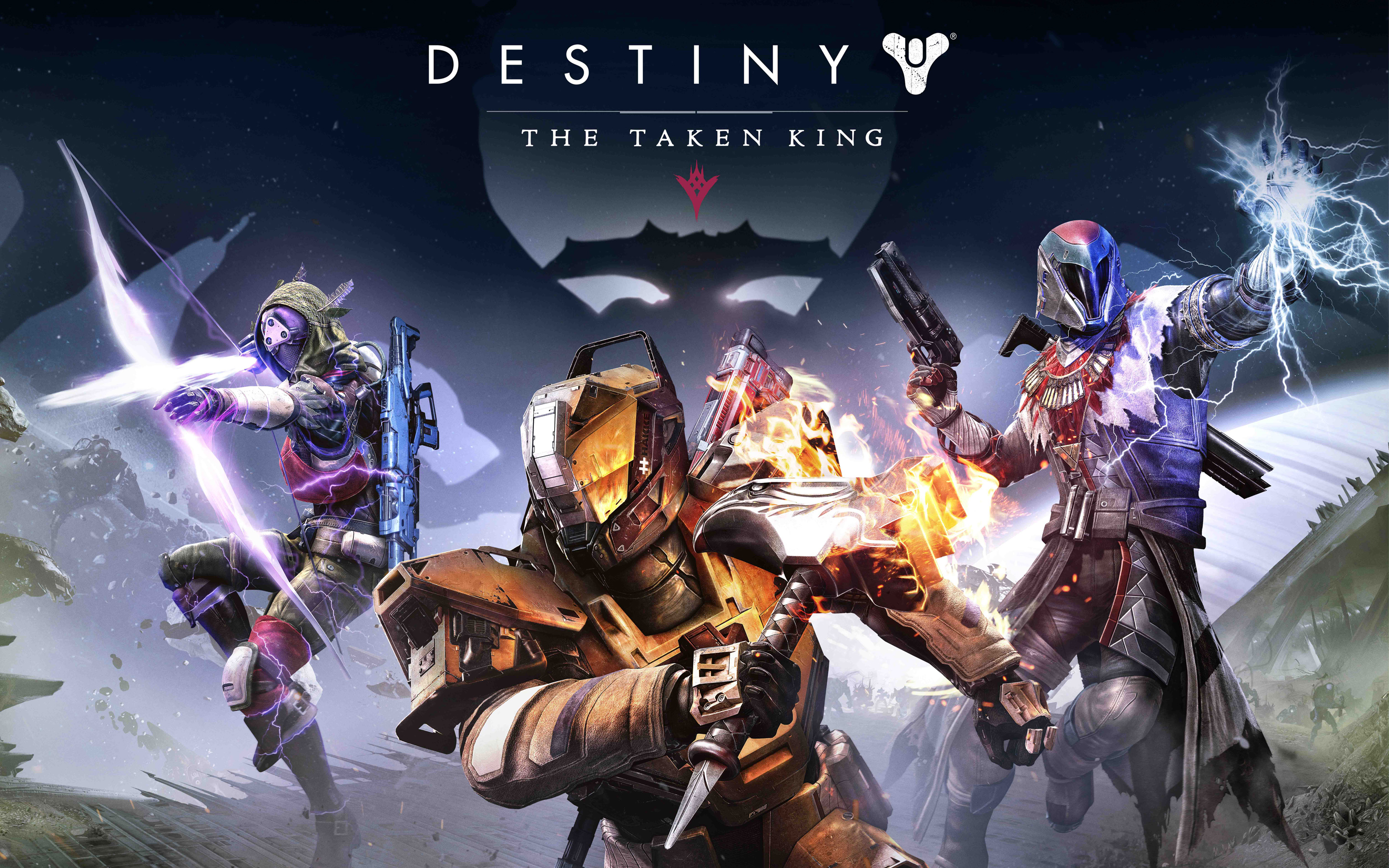 HD Wallpapers Destiny The Taken King