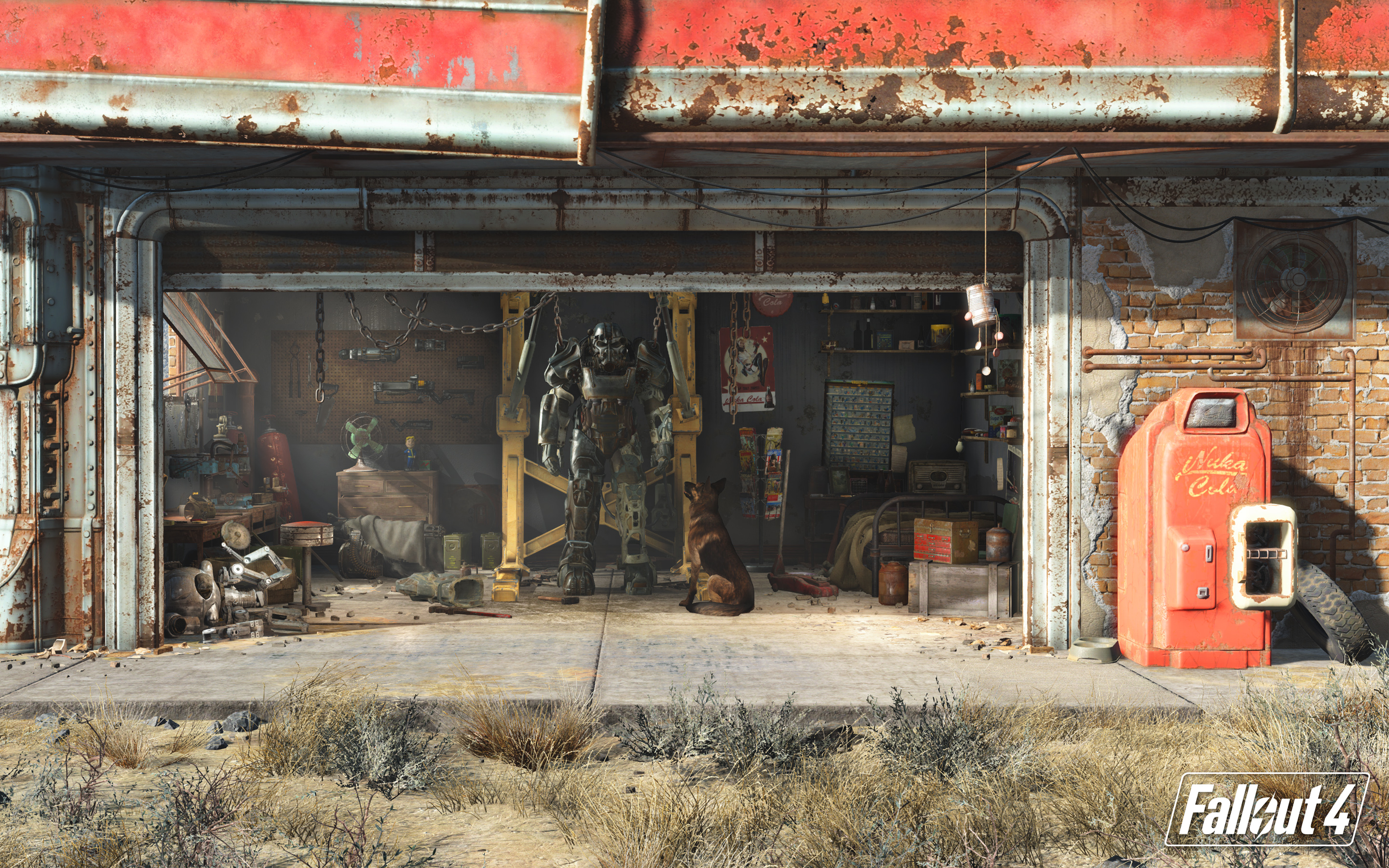 HD Wallpapers Fallout 4