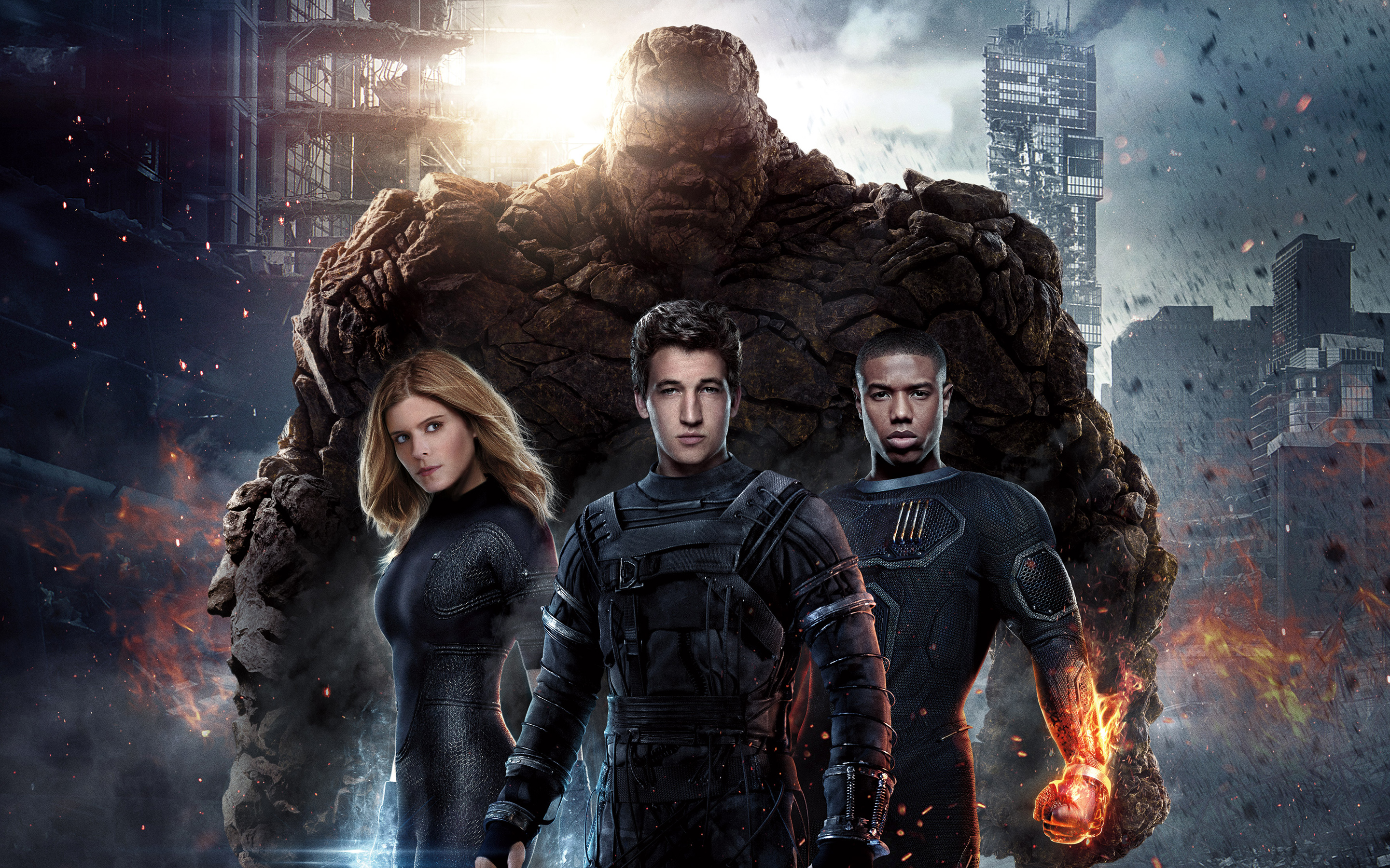 HD Wallpapers Fantastic Four