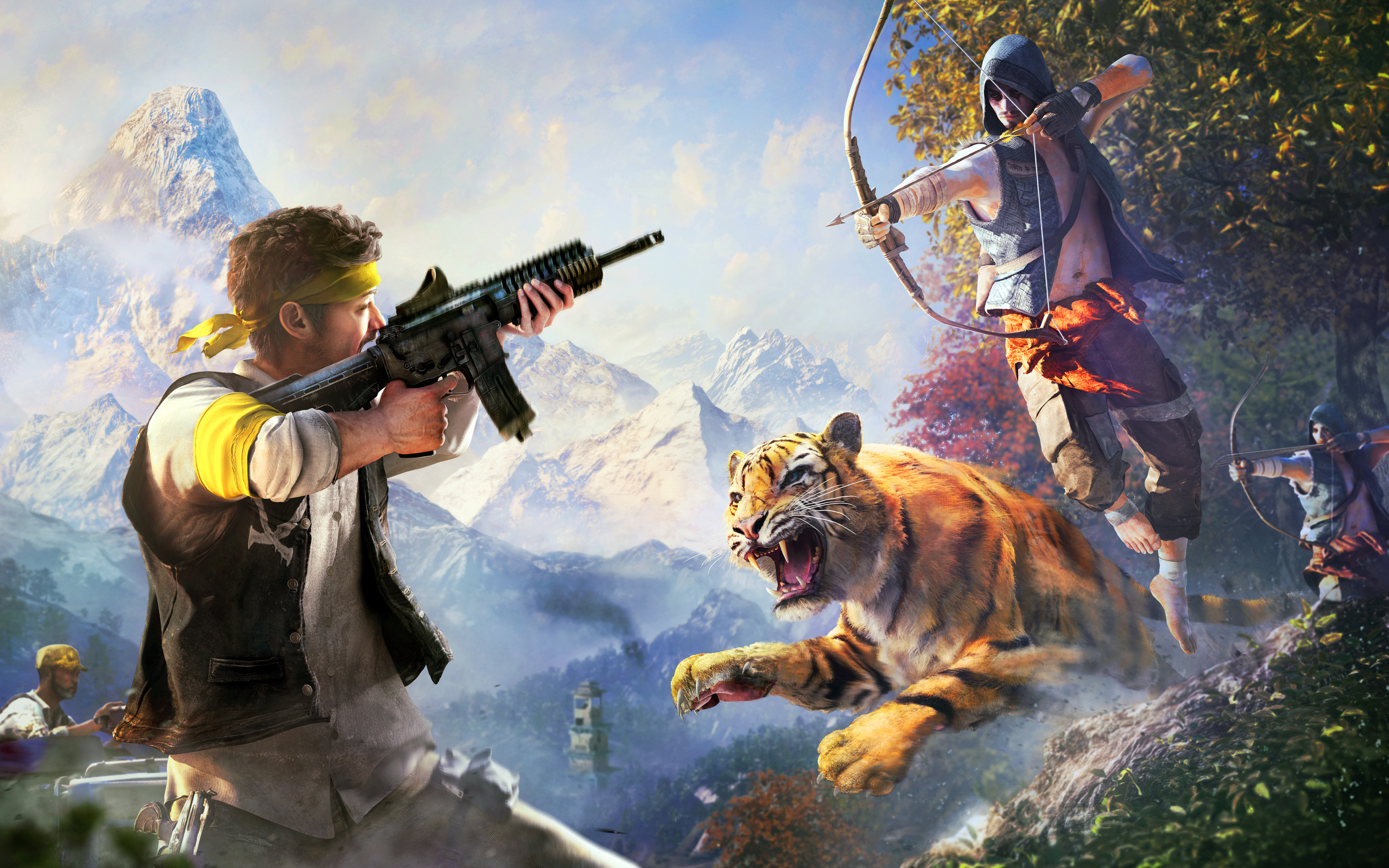 HD Wallpapers Far Cry 4 2014