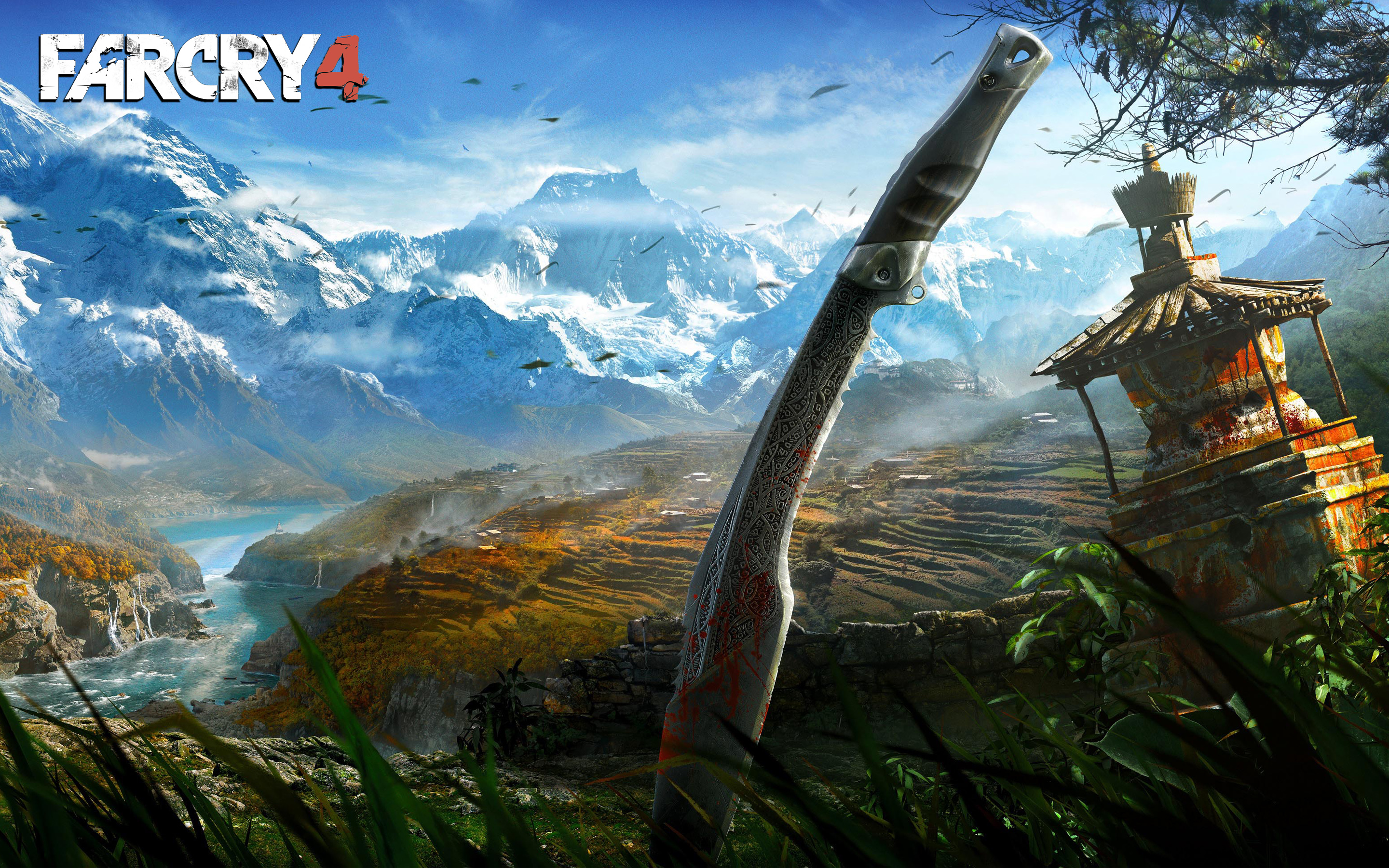 HD Wallpapers Far Cry 4 Himalayas