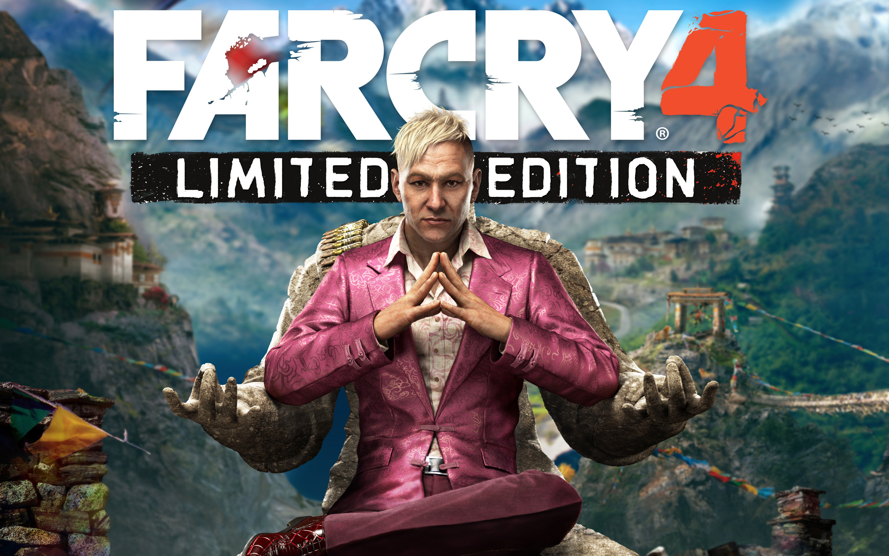HD Wallpapers Far Cry 4 Limited Edition
