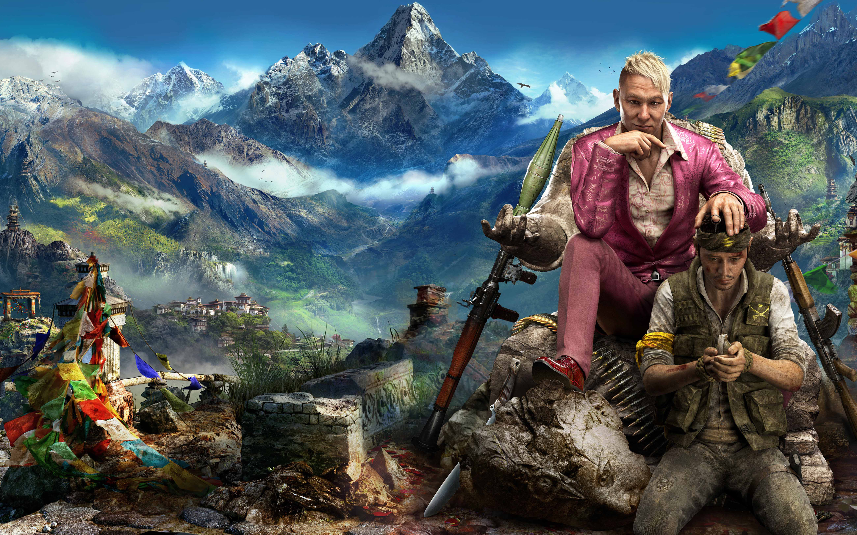 HD Wallpapers Far Cry 4 New Game