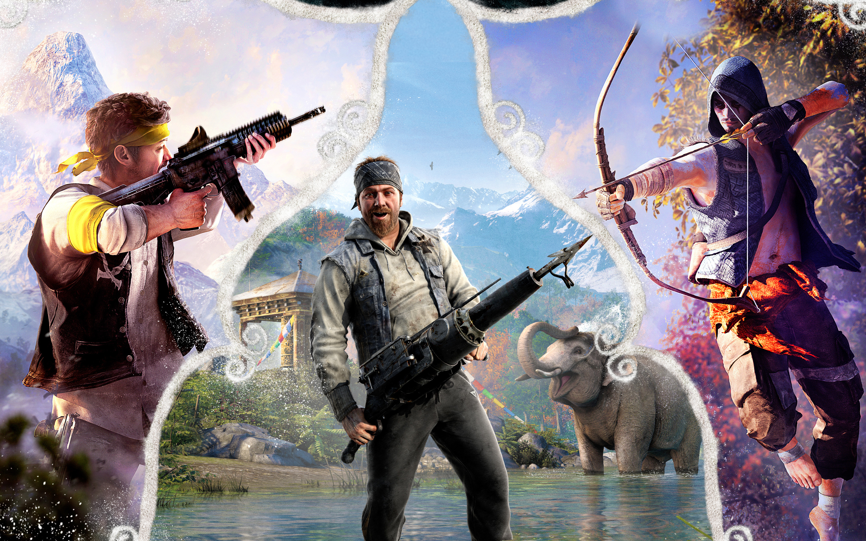 HD Wallpapers Far Cry 4 Season Pass