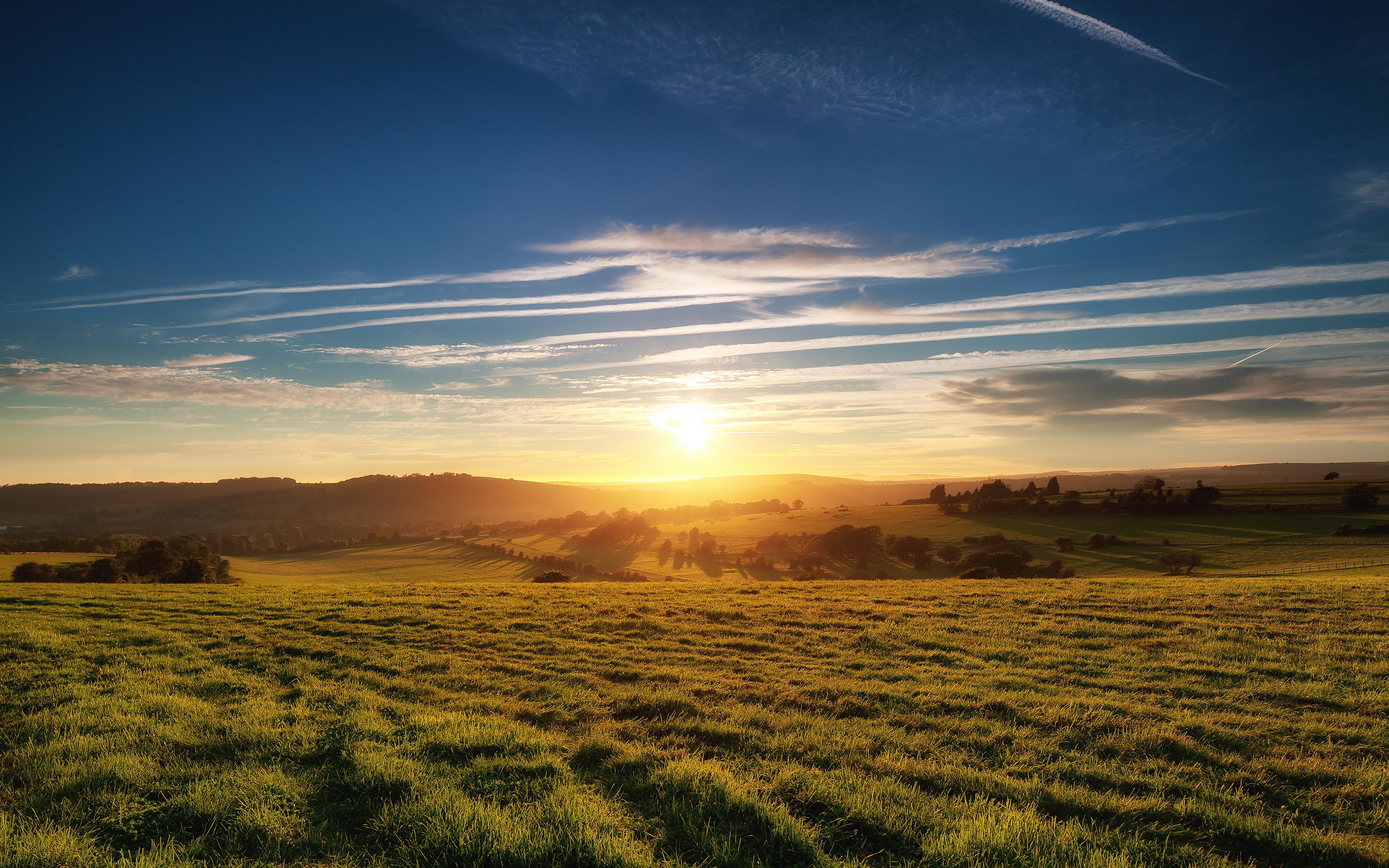 HD Wallpapers Findon Sunset