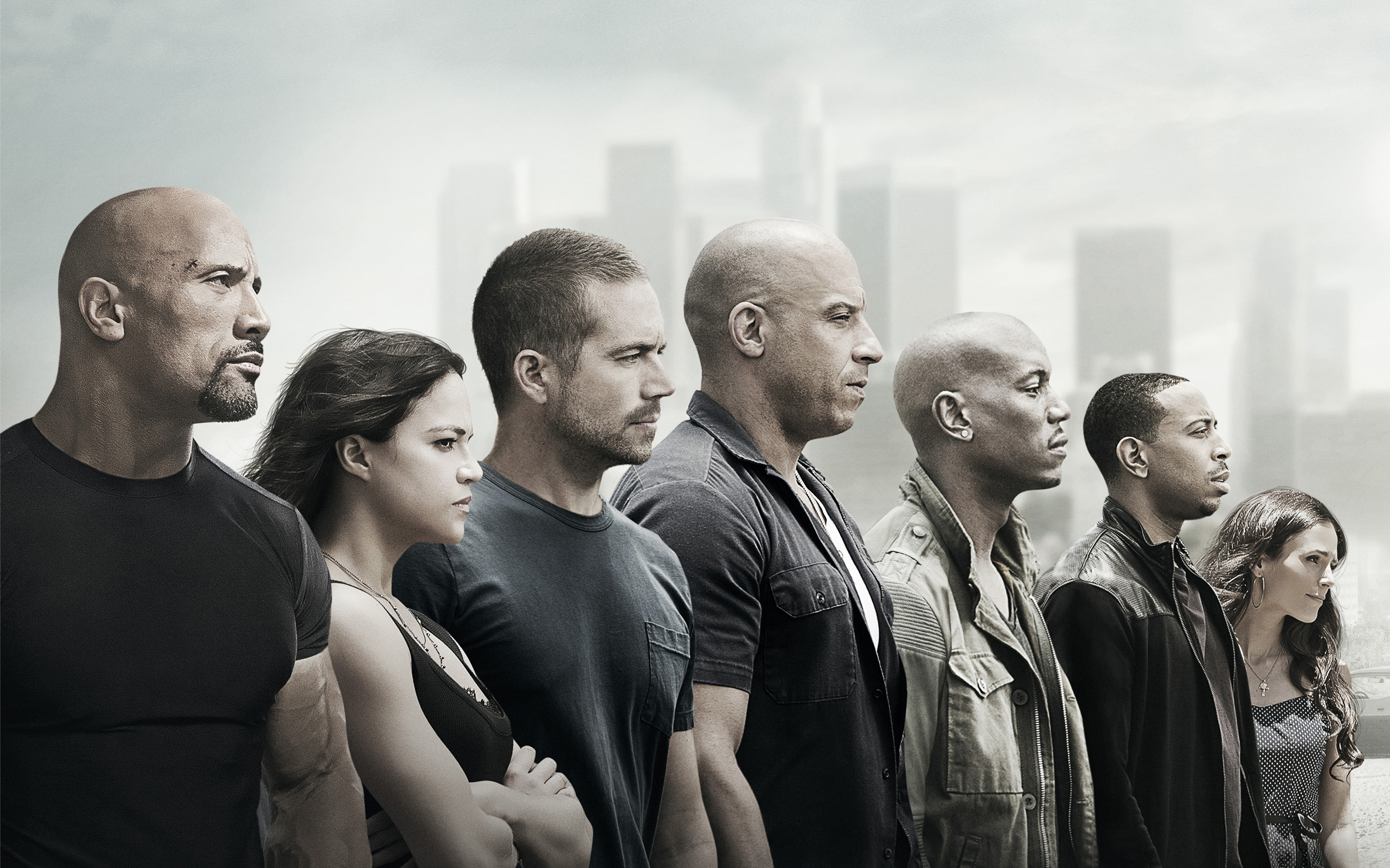 HD Wallpapers Furious 7 2015 Movie