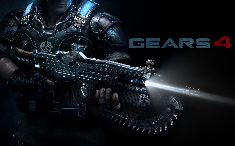 HD Wallpapers Gears of War 4