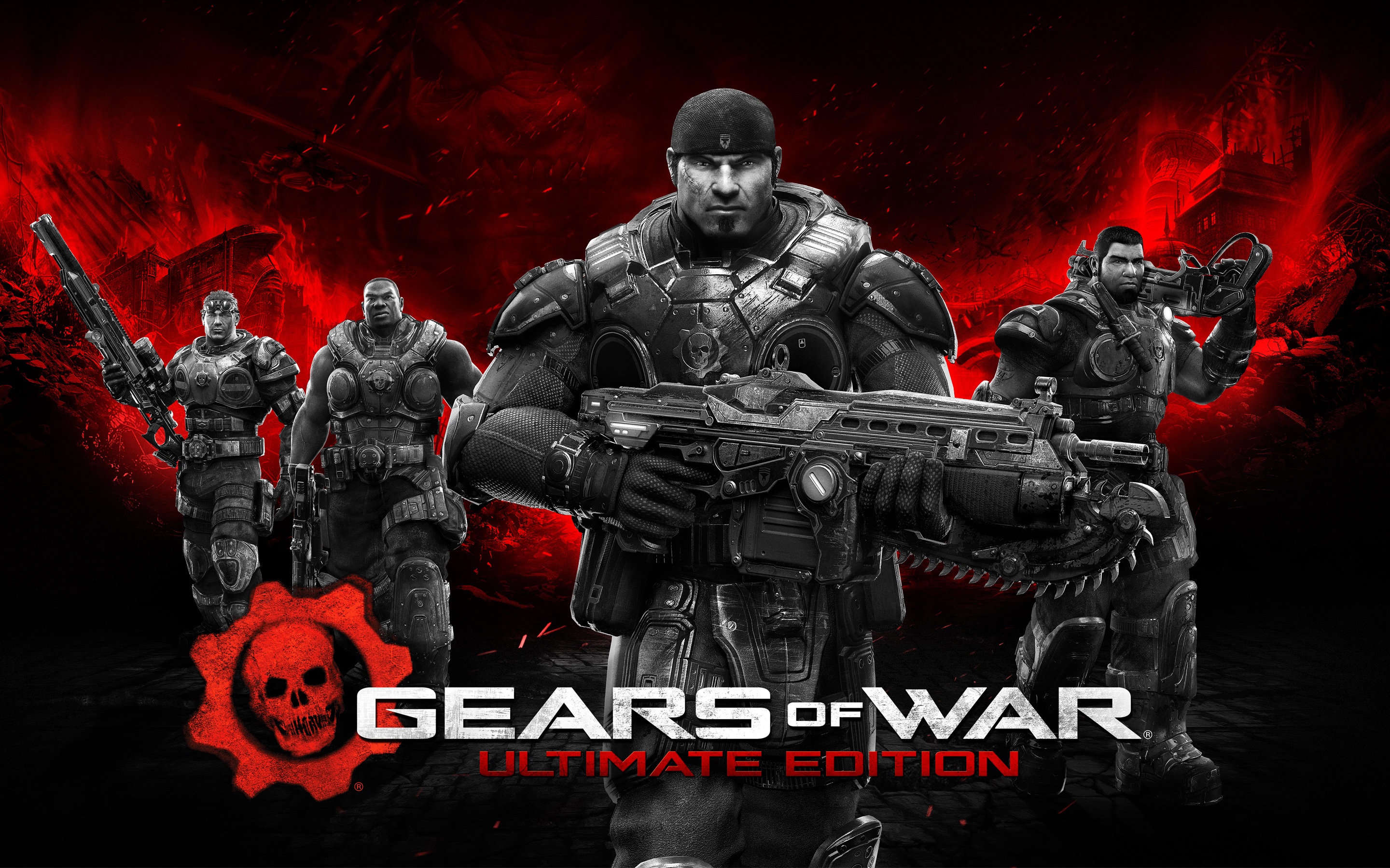 HD Wallpapers Gears of War Ultimate Edition
