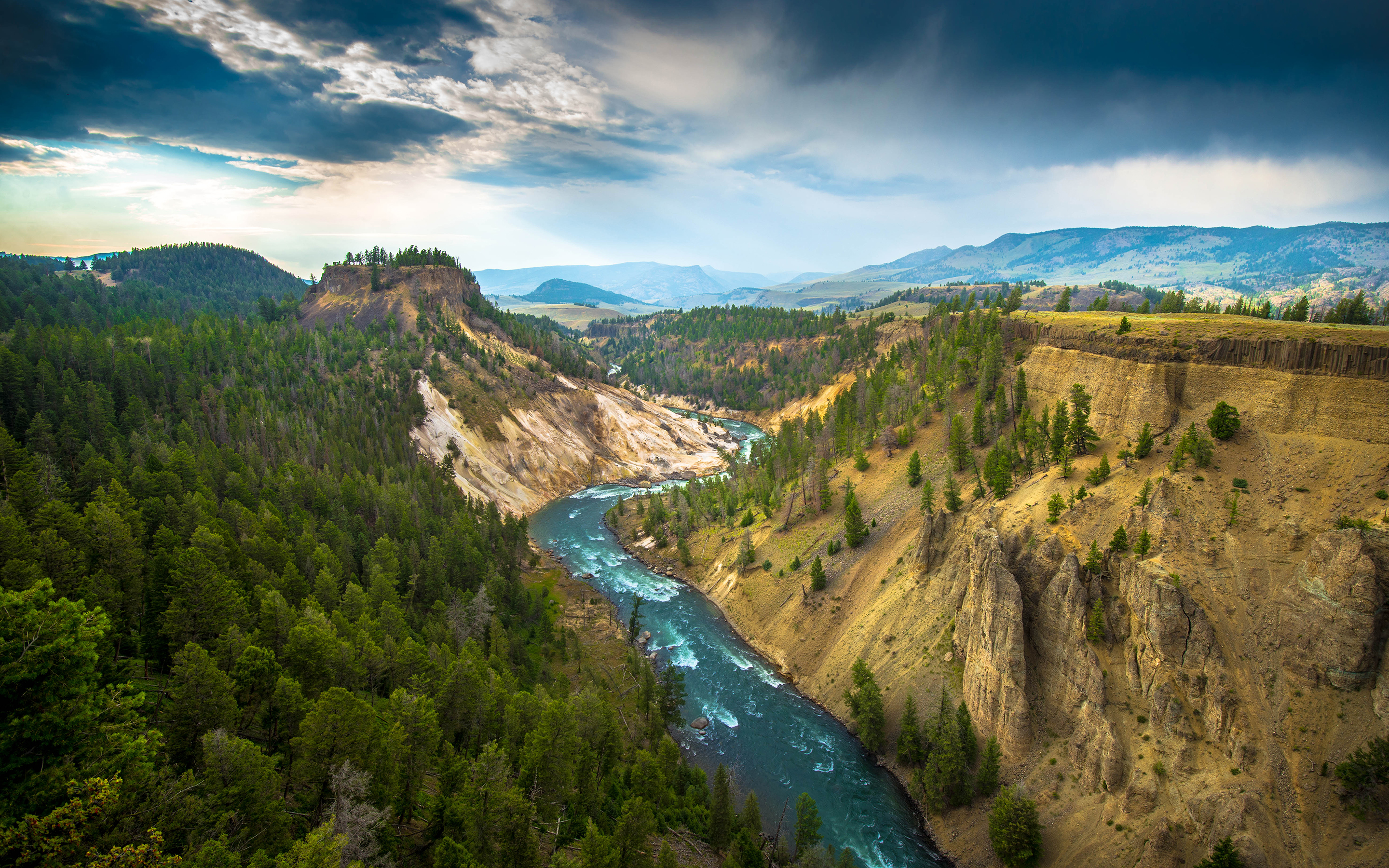 HD Wallpapers Gr Canyon of the Yellowstone