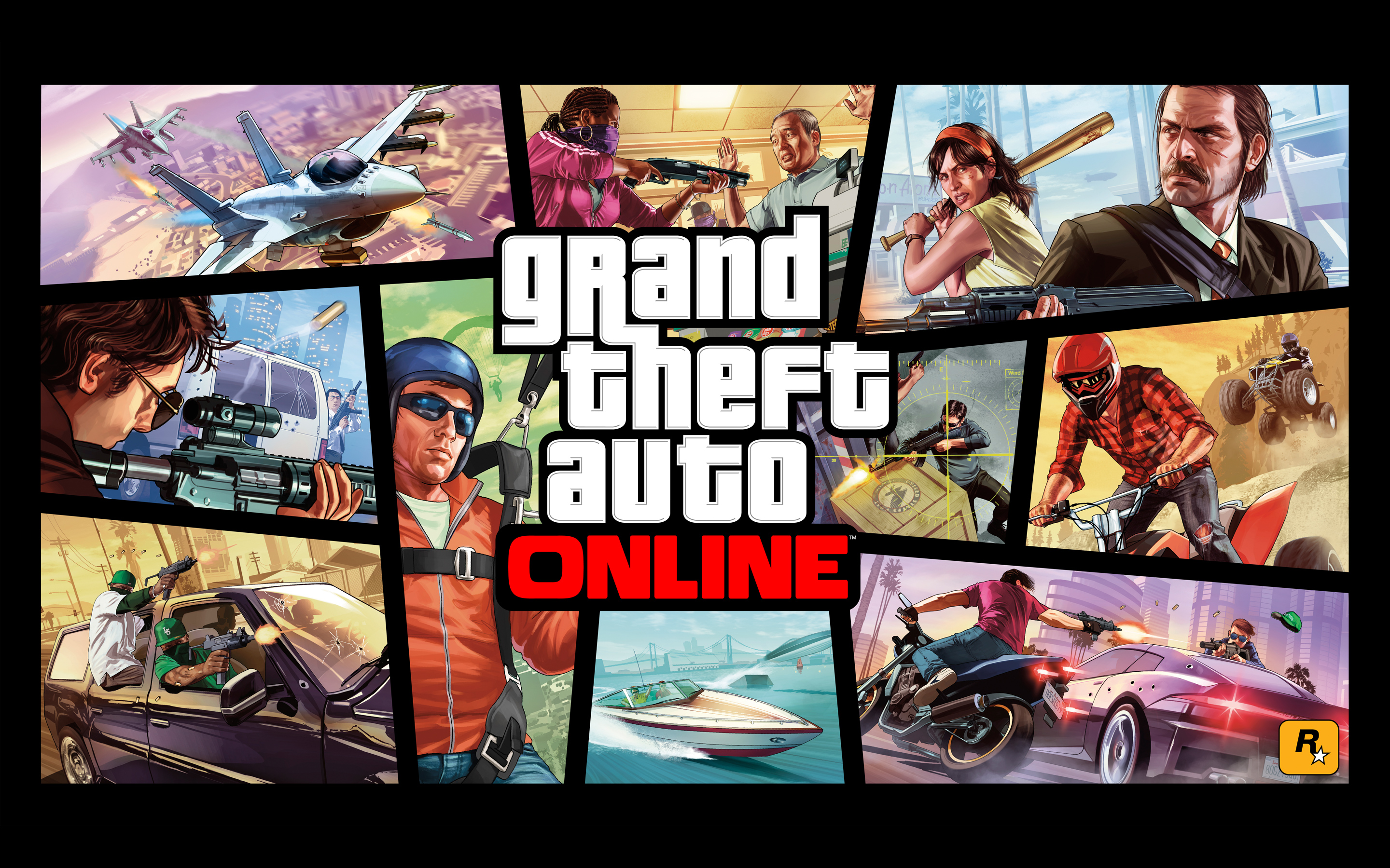 HD Wallpapers Gr Theft Auto Online