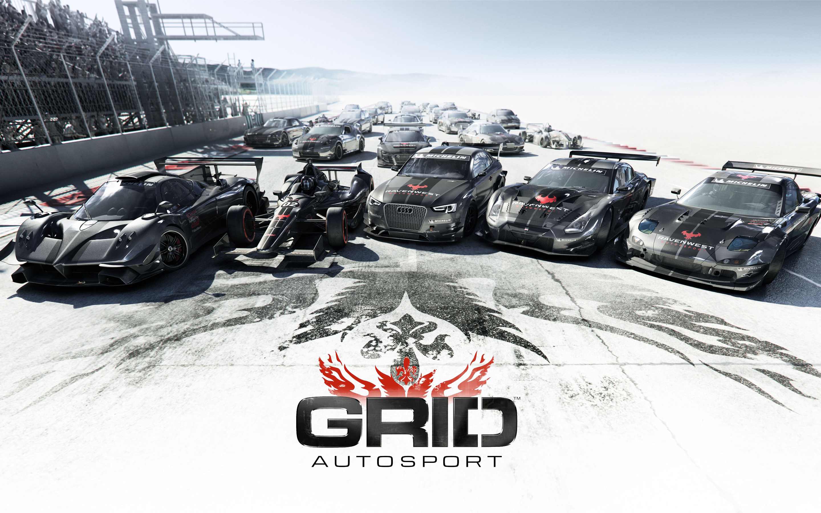 HD Wallpapers GRID Autosport Game