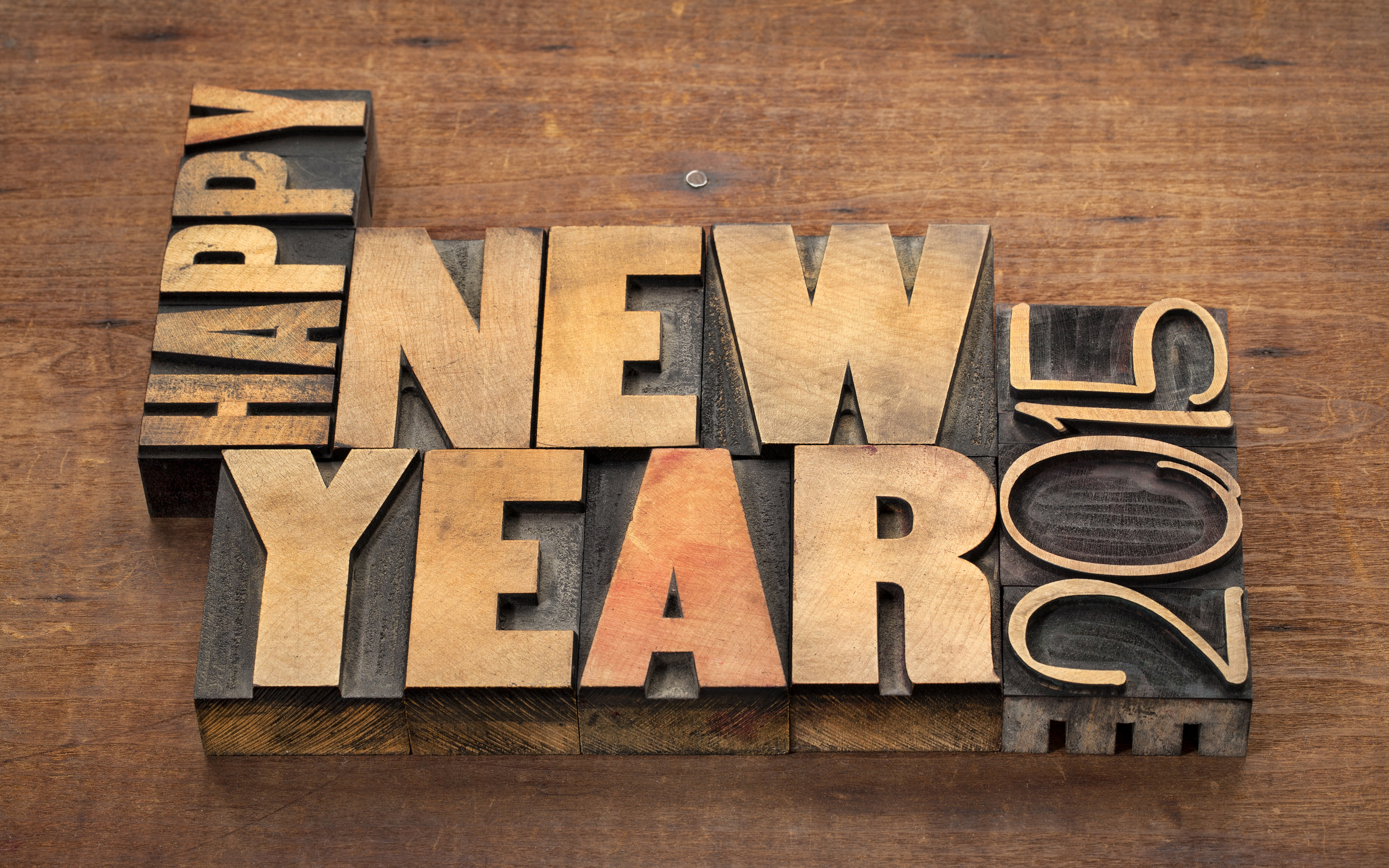 HD Wallpapers Happy 2015 New Year