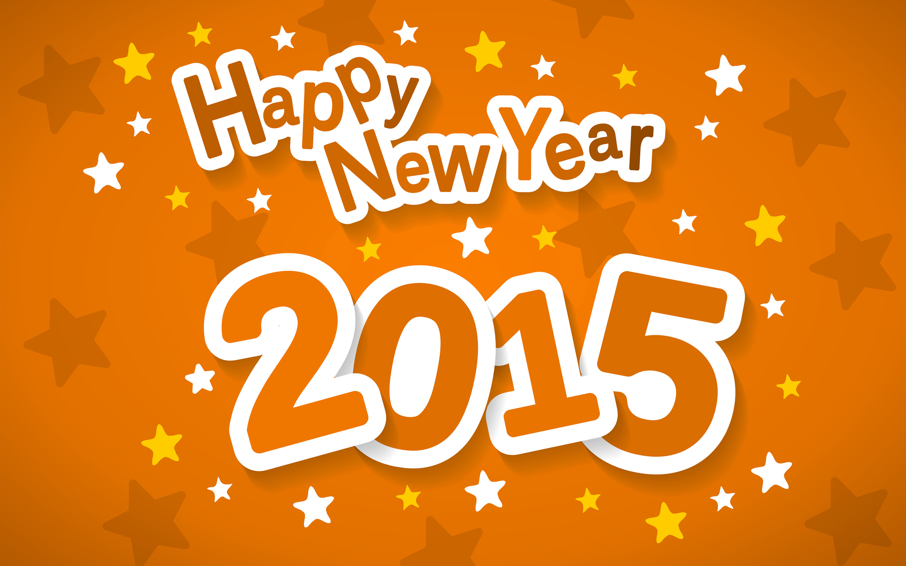 HD Wallpapers Happy New Year 2015