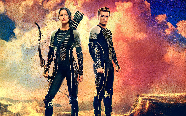 HD Wallpapers Katniss Peeta The Hunger Games Catching Fire