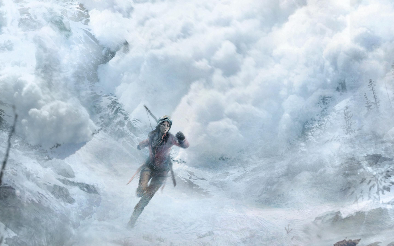 HD Wallpapers Lara Croft Rise Of The Tomb Raider