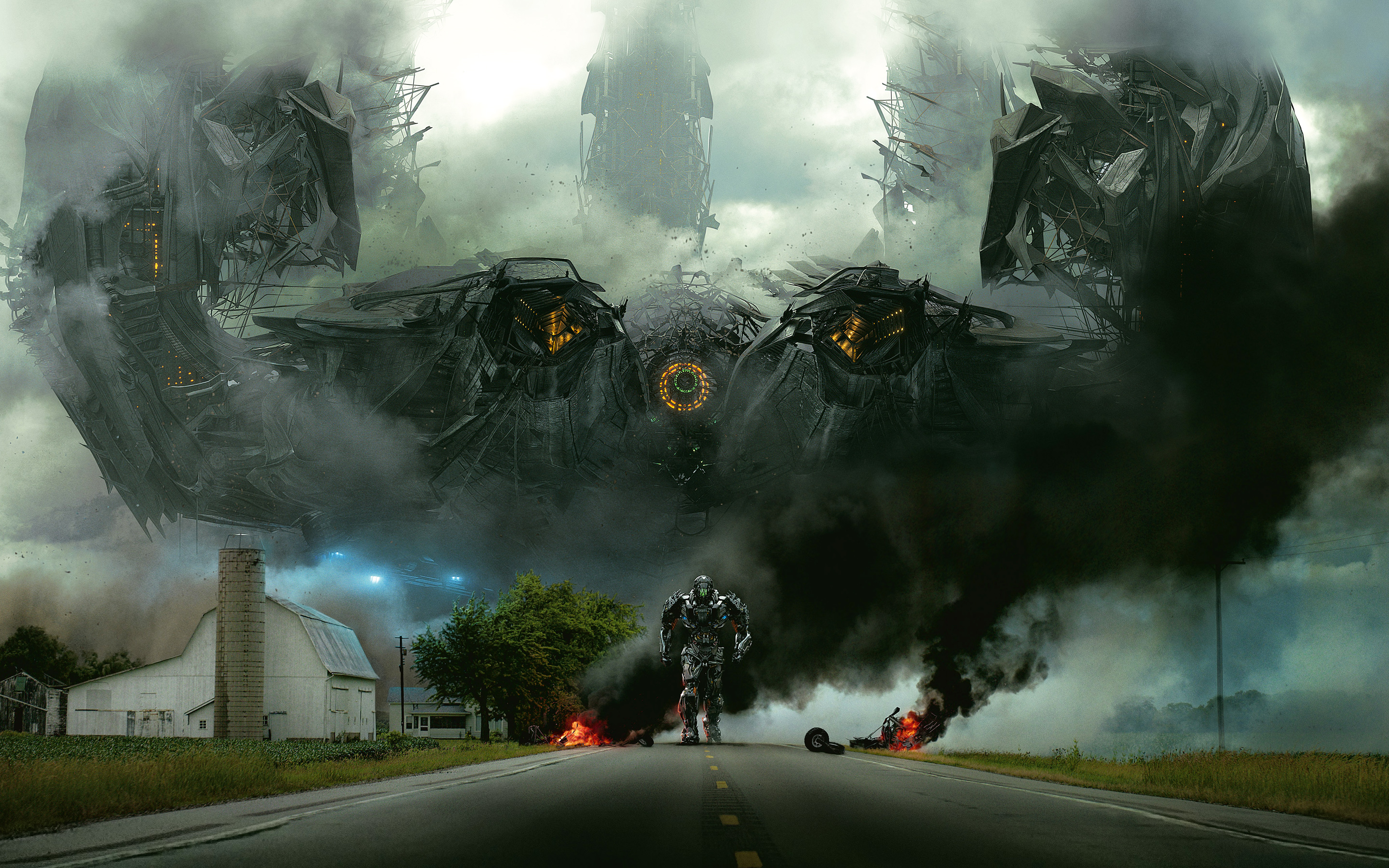 HD Wallpapers Lockdown in Transformers 4 Age of Extinction