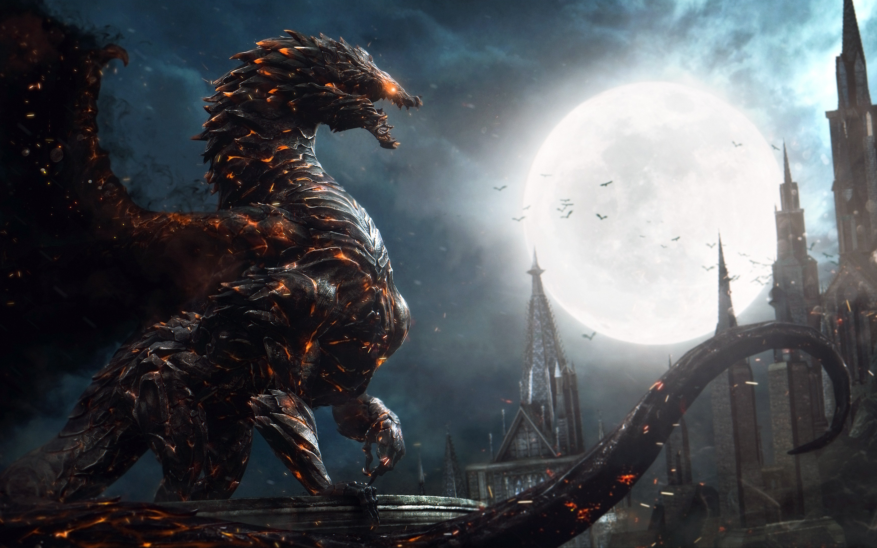 HD Wallpapers Lords Of Shadow 2 Dracula