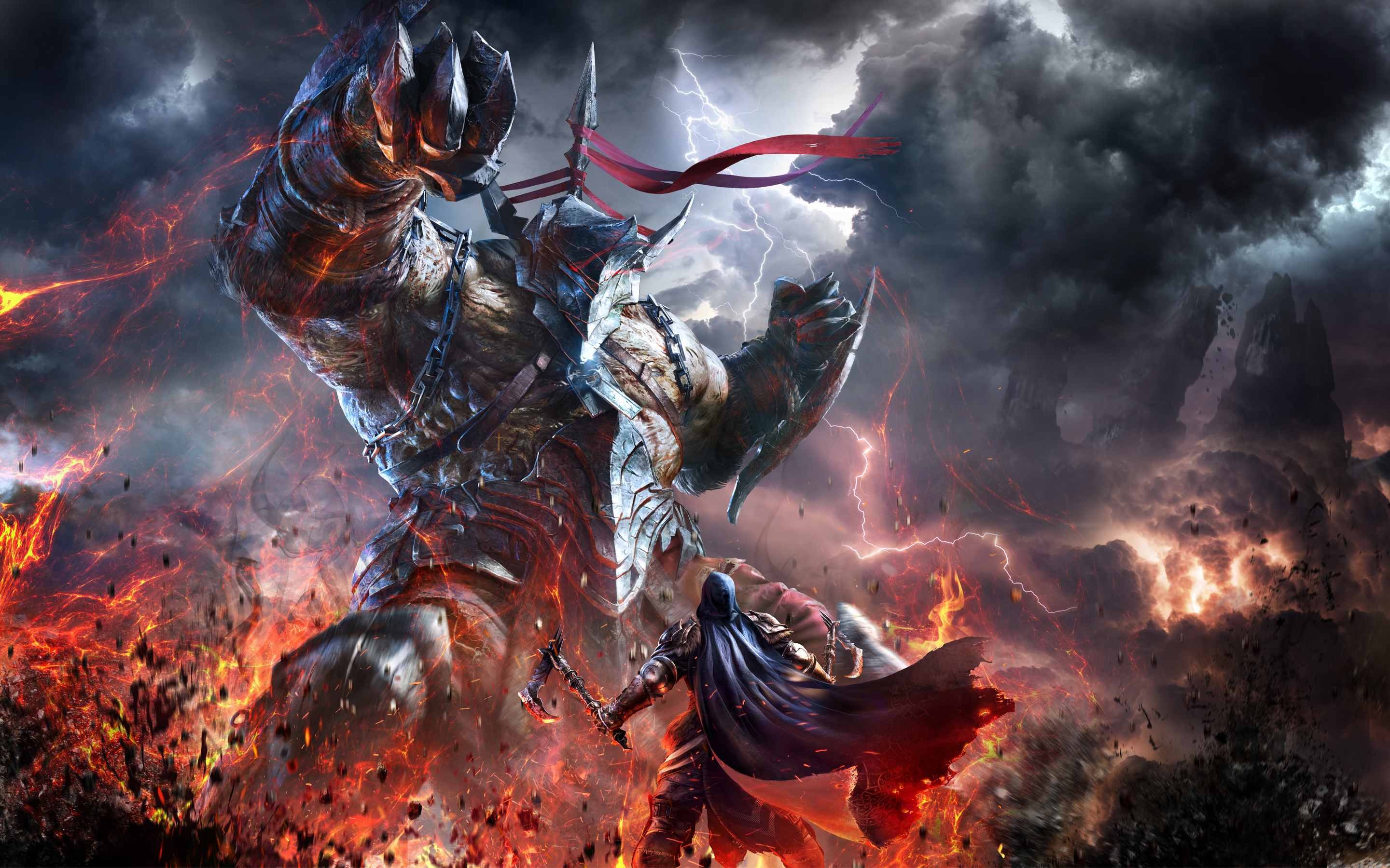 HD Wallpapers Lords of The Fallen