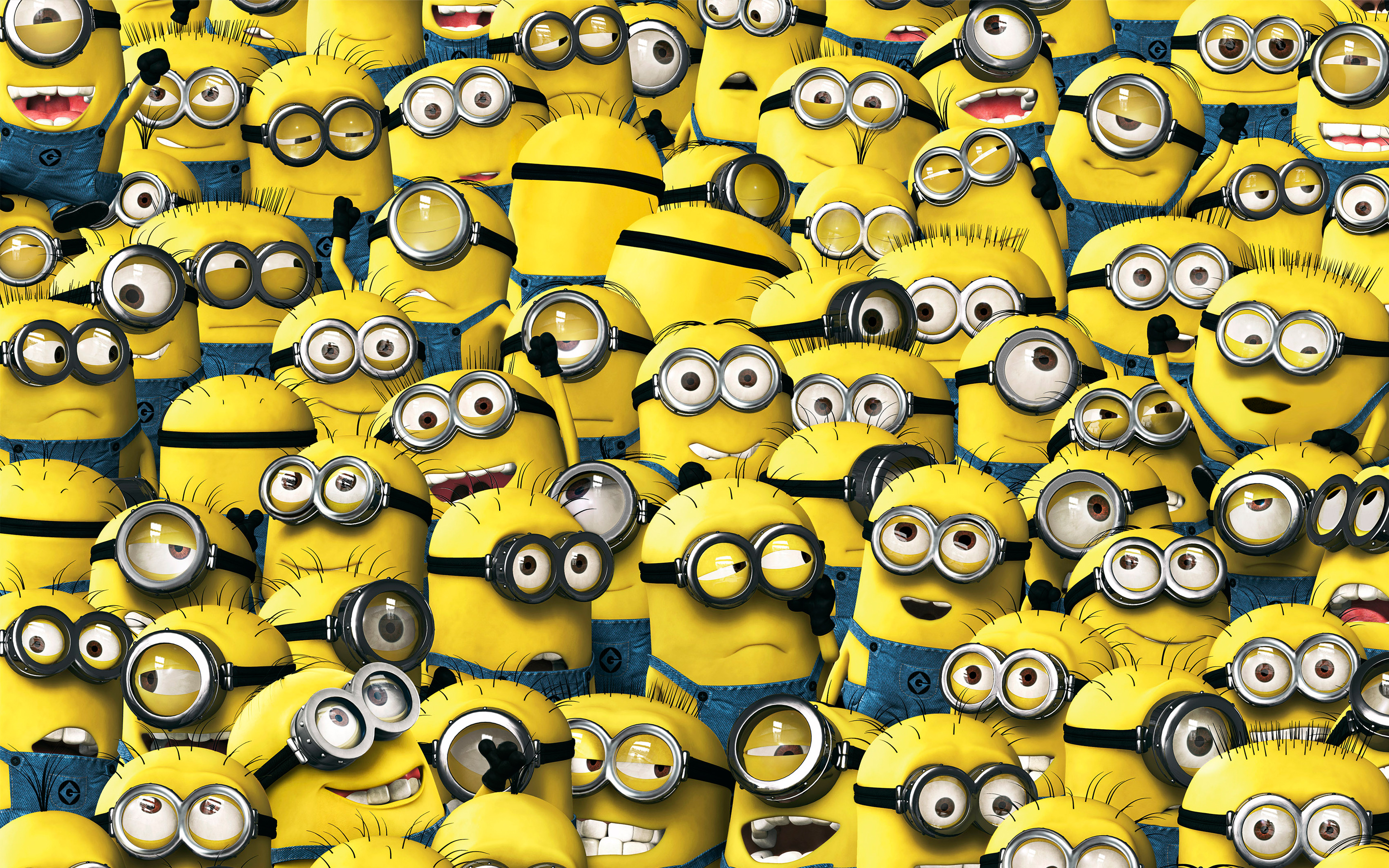 HD Wallpapers Minions