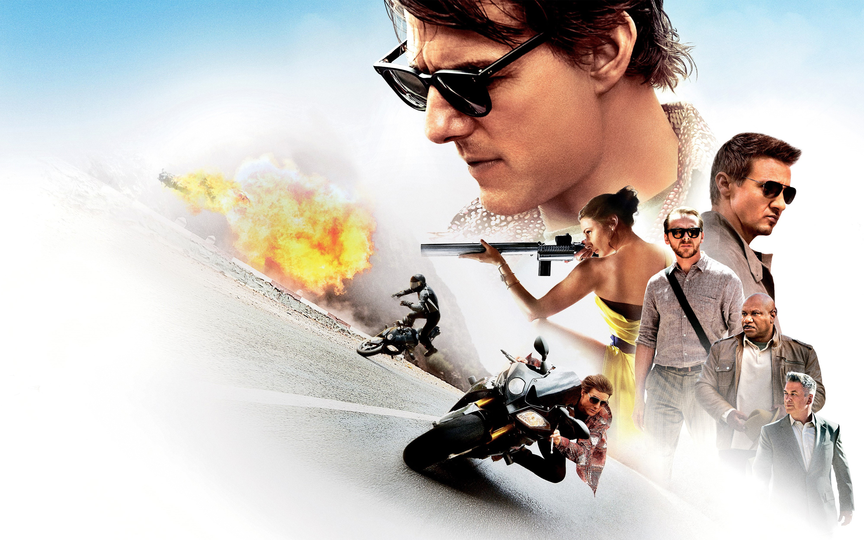 HD Wallpapers Mission Impossible Rogue Nation 2015