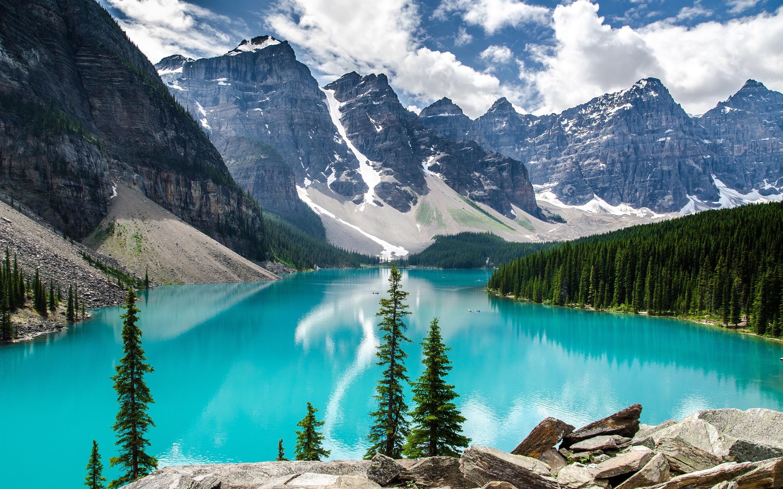 HD Wallpapers Moraine Lake Banff National Park