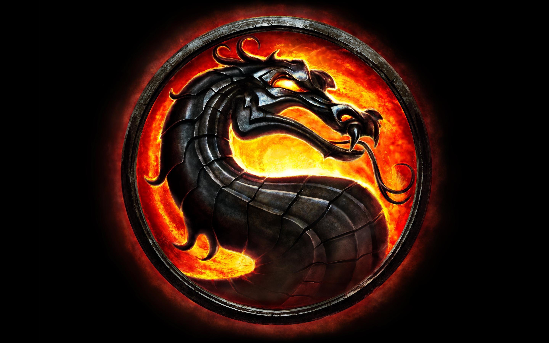 HD Wallpapers Mortal Kombat Dragon