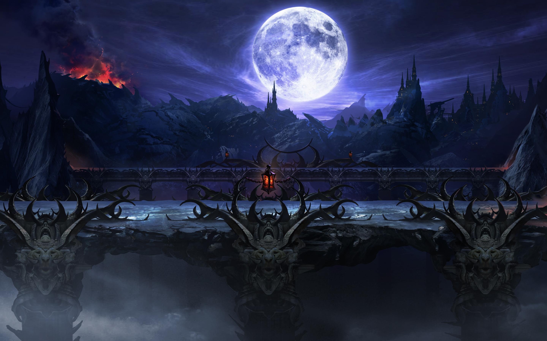 HD Wallpapers Mortal Kombat X Stage