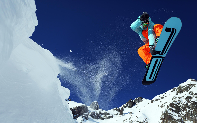 HD Wallpapers Mountain Skiing