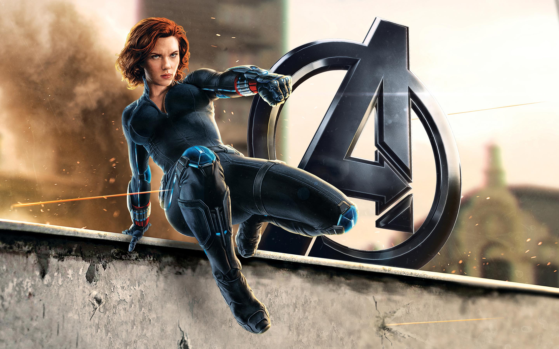 HD Wallpapers Natasha Romanoff Black Widow