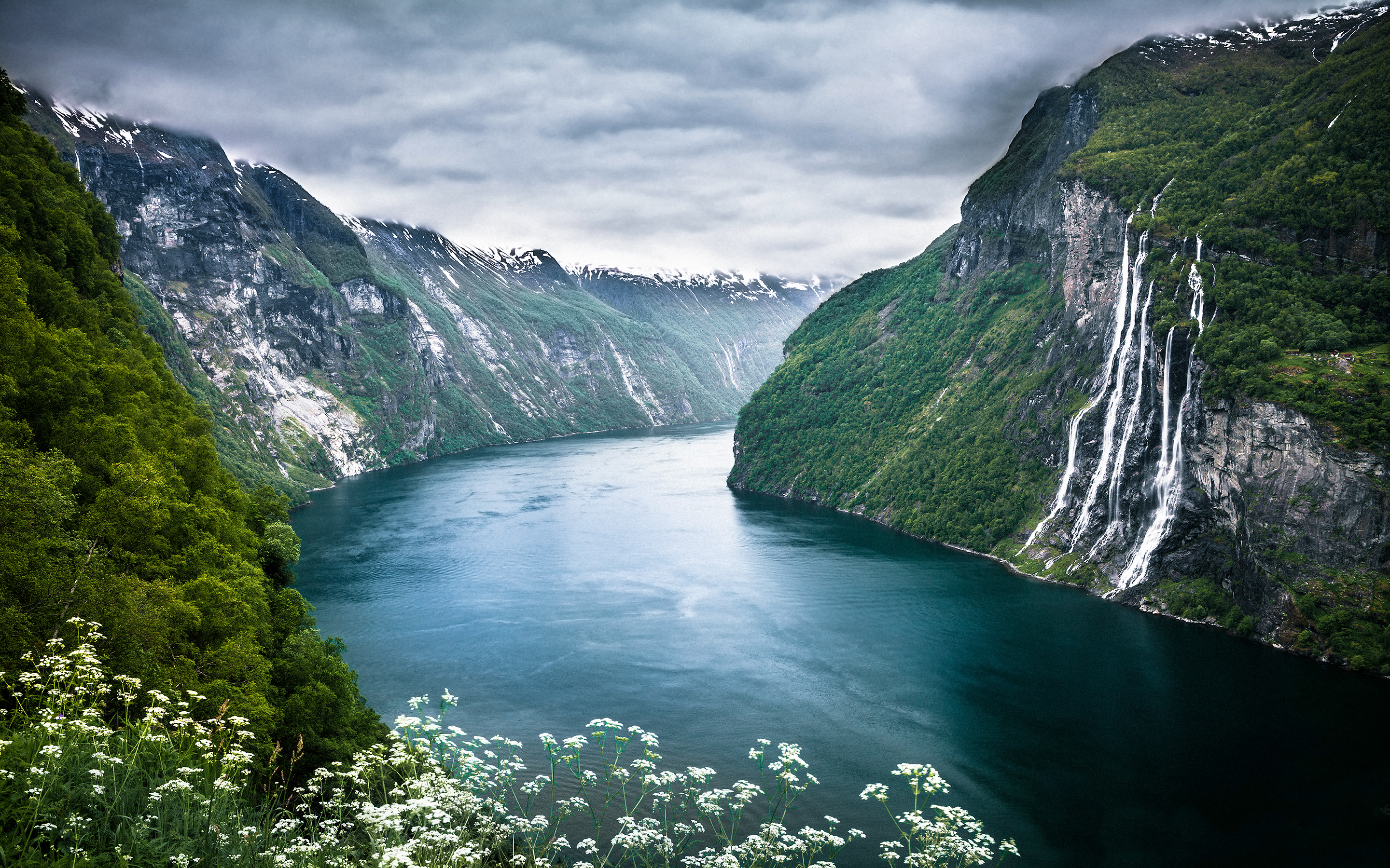 HD Wallpapers Norway Fjord