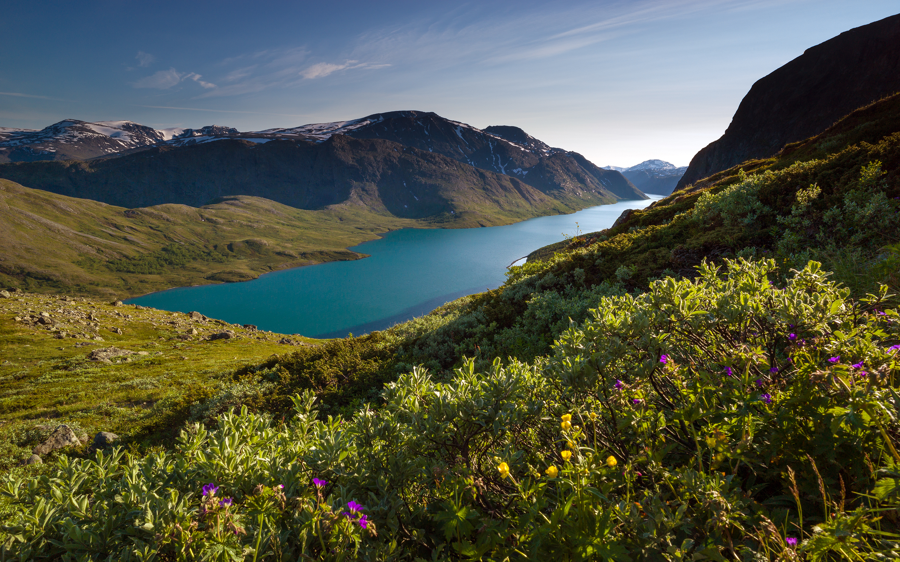 HD Wallpapers Norway Mountains