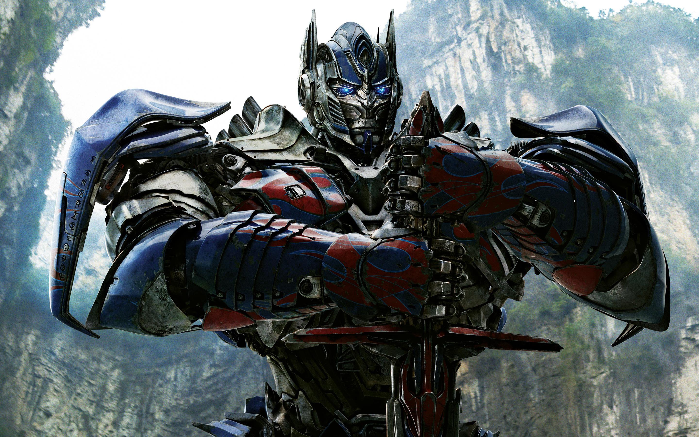 HD Wallpapers Optimus Prime in Transformers 4