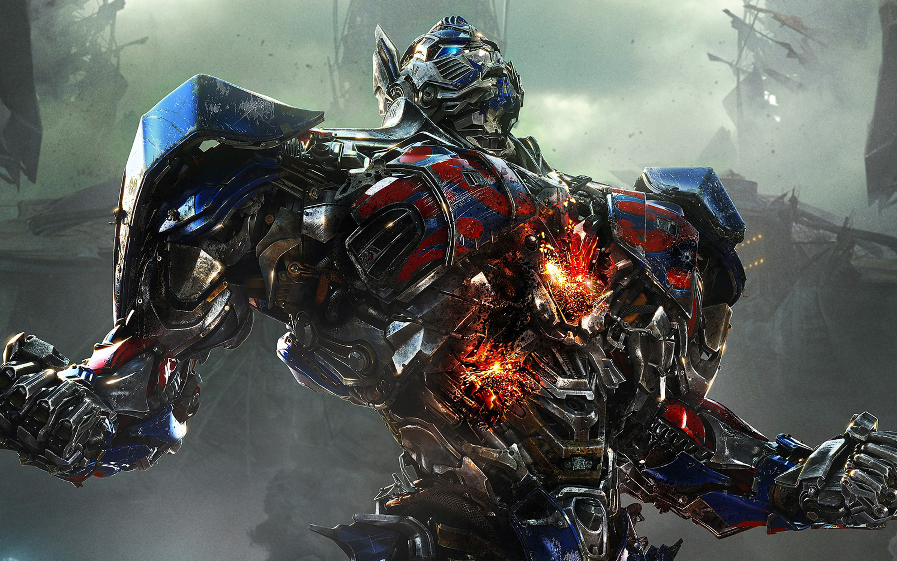 HD Wallpapers Optimus Prime Transformers Age of Extinction