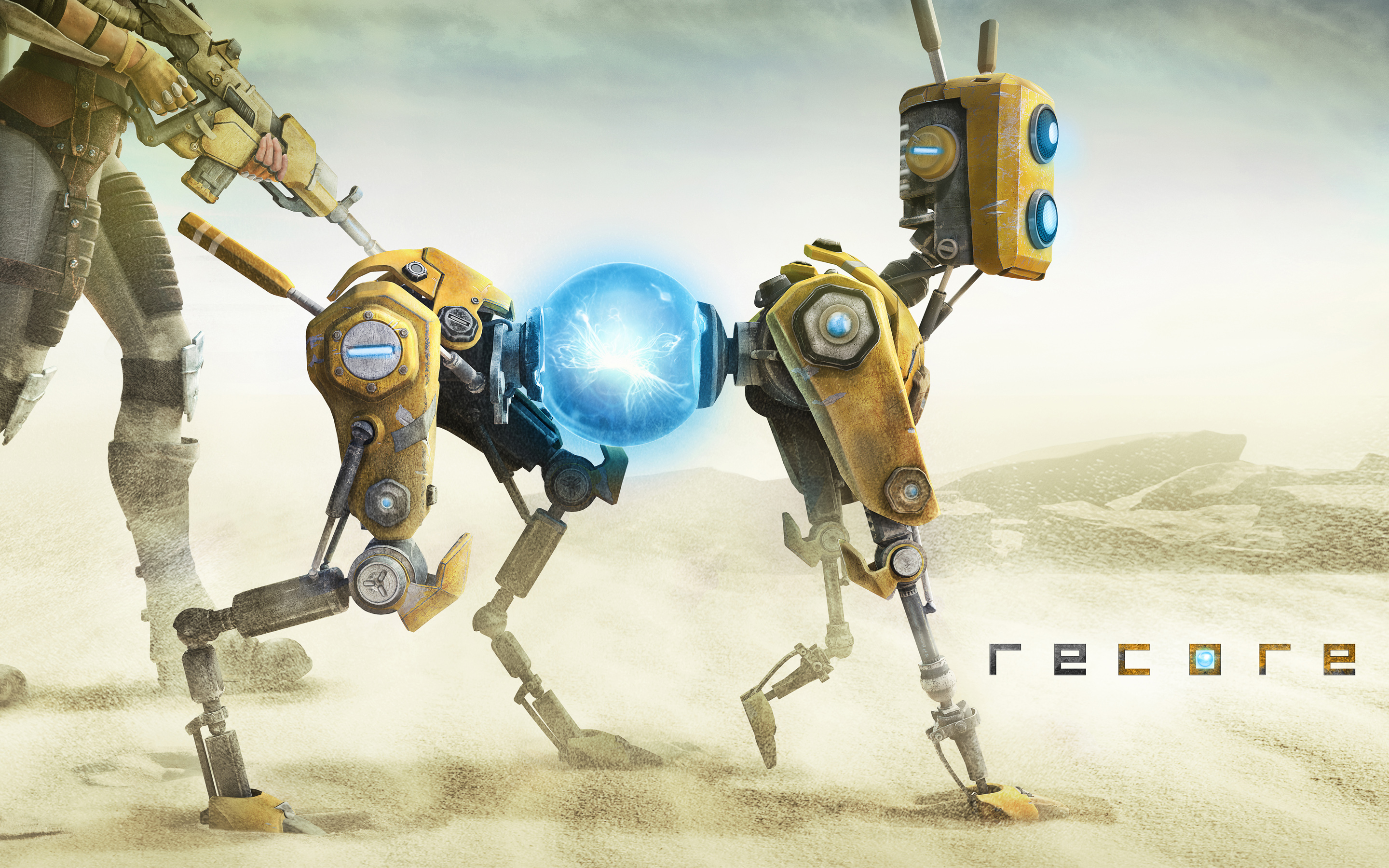 HD Wallpapers ReCore 2016 Game