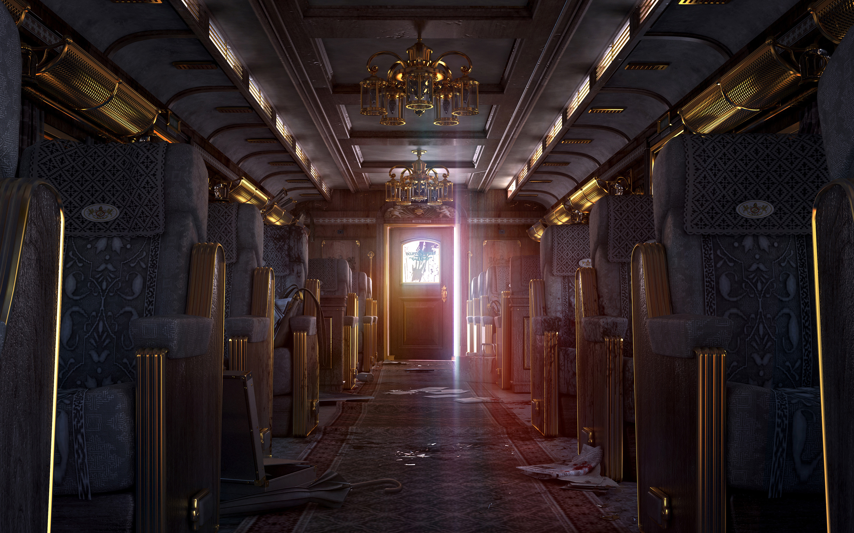 HD Wallpapers Resident Evil Zero HD