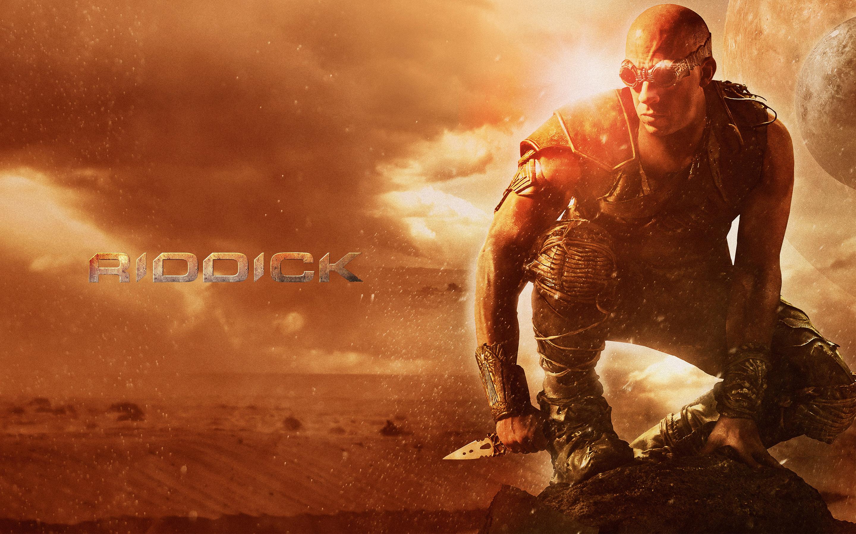 HD Wallpapers Riddick