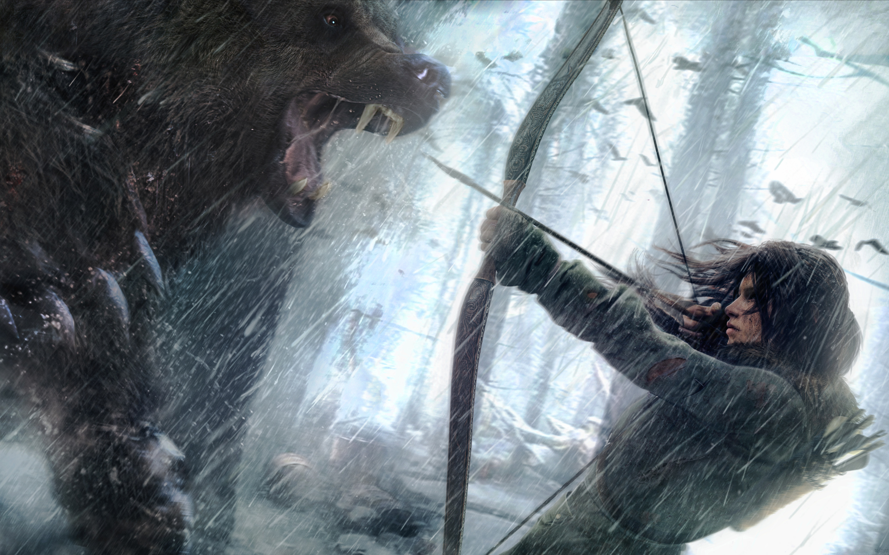 HD Wallpapers Rise Of The Tomb Raider Game