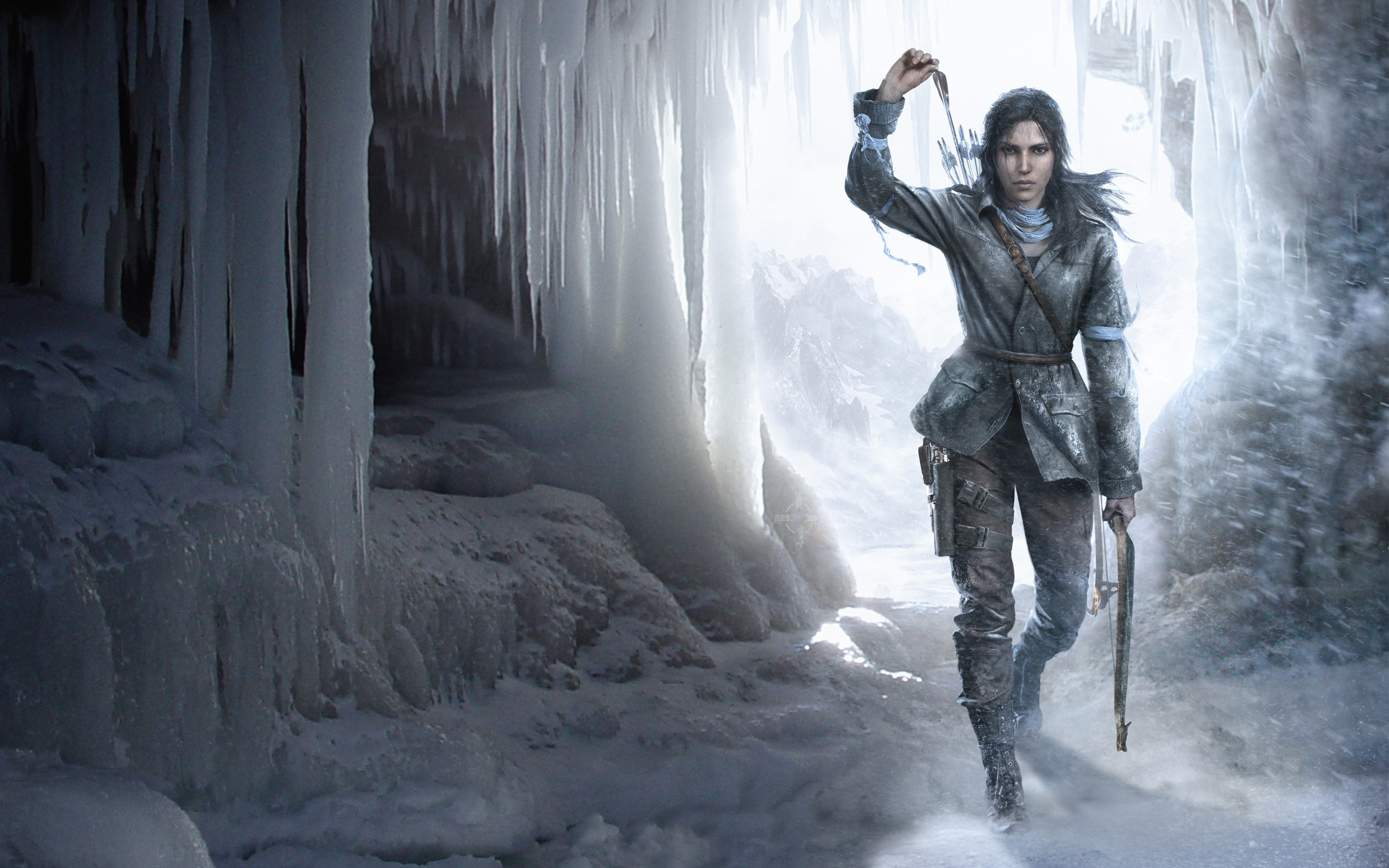 HD Wallpapers Rise Of The Tomb Raider Video Game