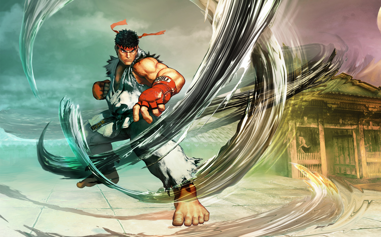 HD Wallpapers Ryu Street Fighter V