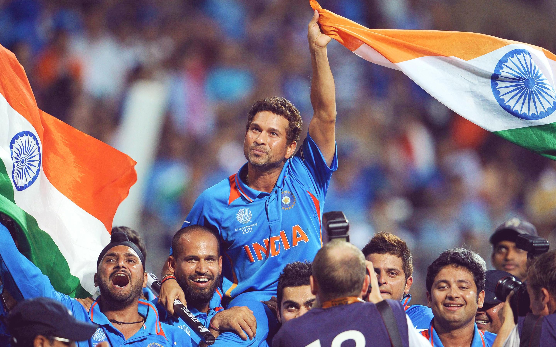 HD Wallpapers Sachin Tendulkar God of Cricket
