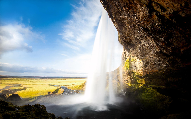HD Wallpapers Seljalsfoss Waterfall
