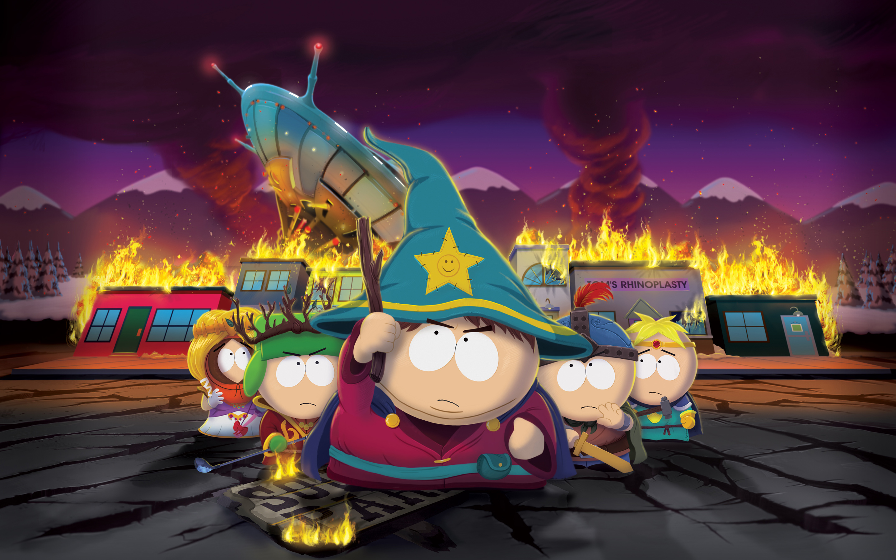 HD Wallpapers South Park The Stick of Truth