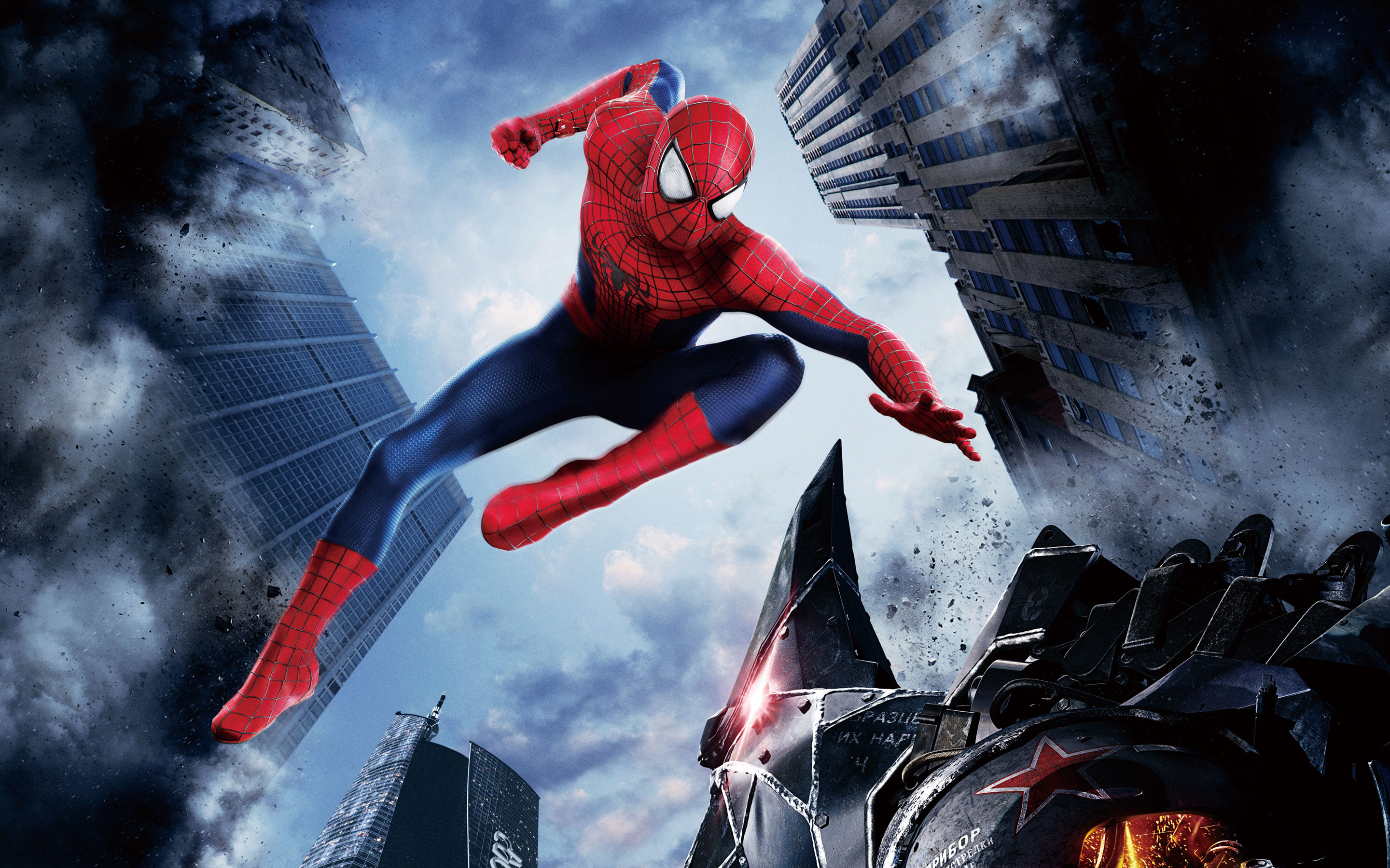 HD Wallpapers The Amazing Spider Man 2 2014 Movie