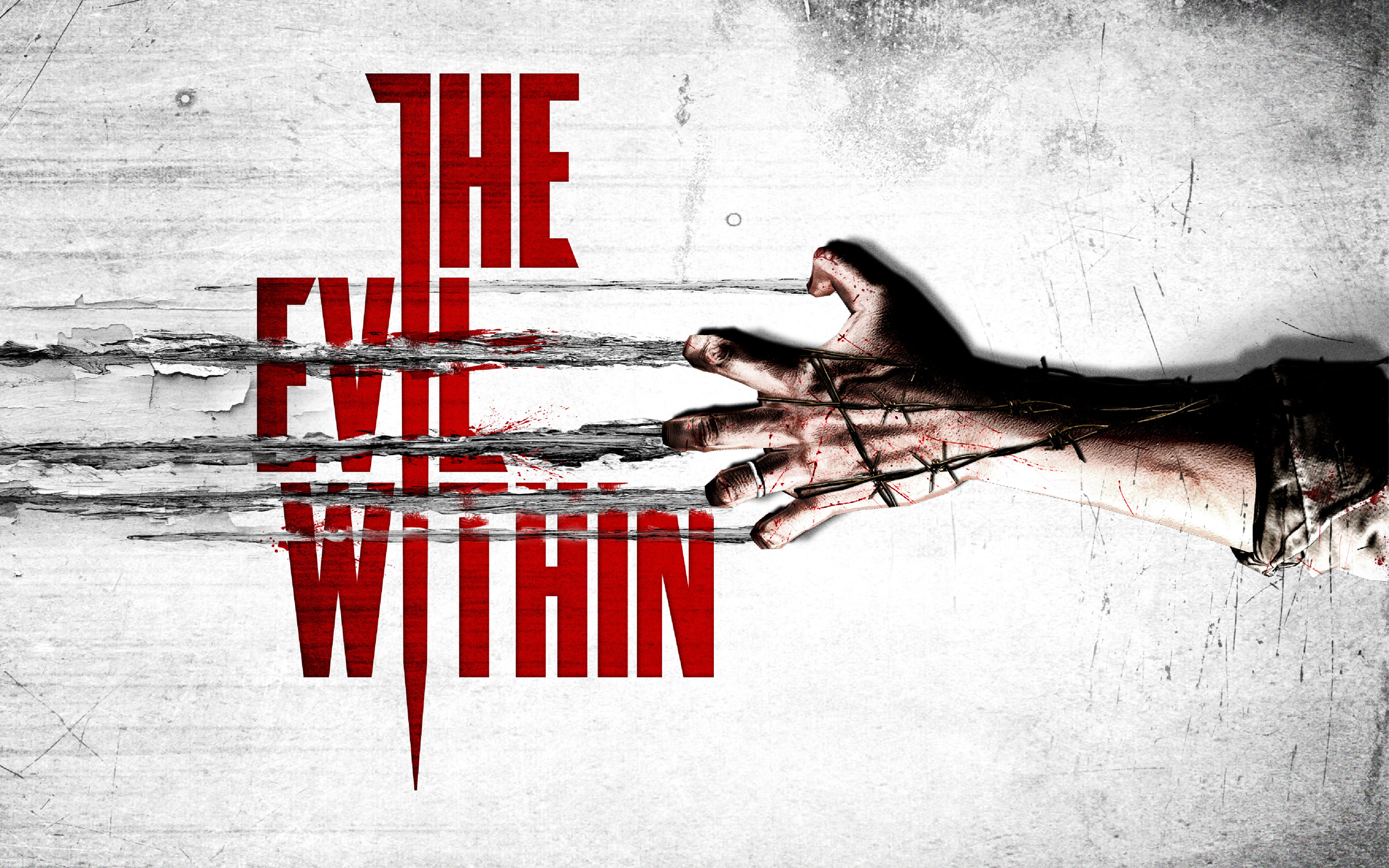 HD Wallpapers The Evil Within 2014 Game