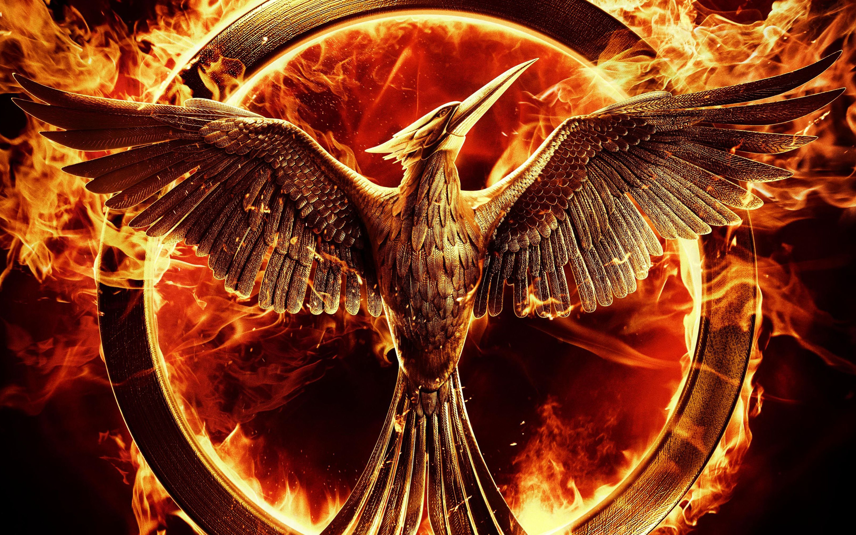 HD Wallpapers The Hunger Games Mockingjay