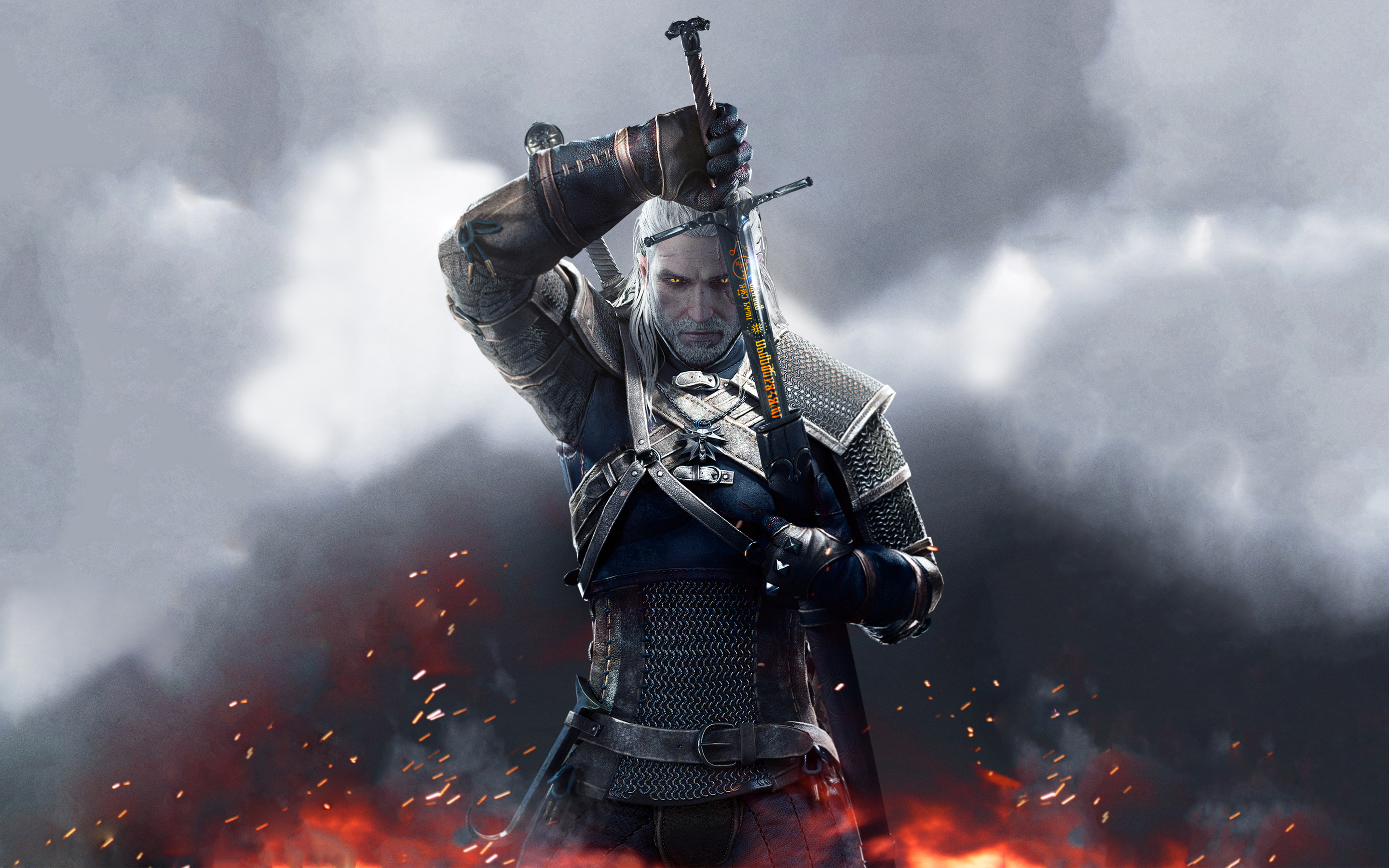 HD Wallpapers The Witcher 3 Wild Hunt Sword of Destiny